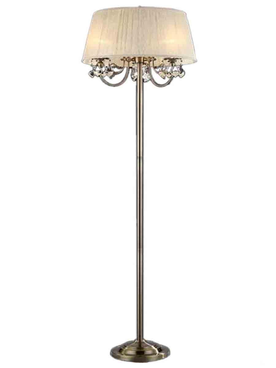 Изысканный светильник в доме
